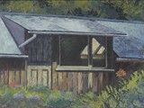 The Shed - acrylic